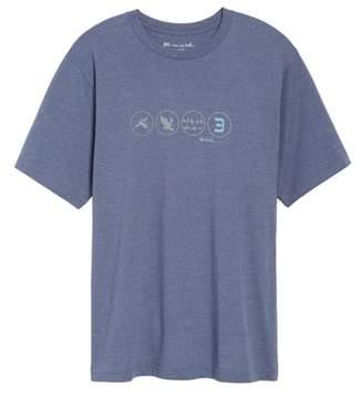 Travis Mathew The Birds Graphic T-Shirt