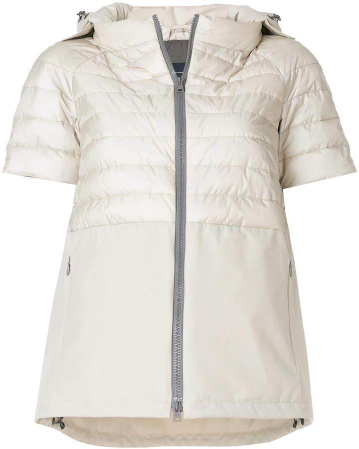 cropped waterproof jacket