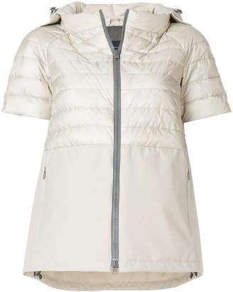 Herno cropped waterproof jacket