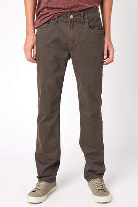Tailor Vintage 5 Pocket Straight Leg Khaki Pant