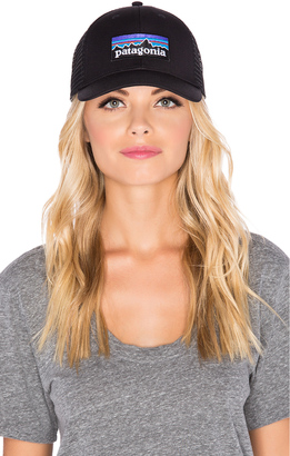 Patagonia P6 Low Profile Trucker $29 thestylecure.com