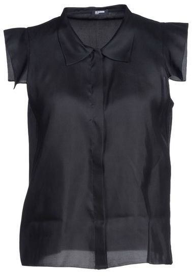 Jil Sander NAVY Sleeveless shirt