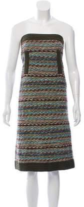 Missoni Wool Mini Dress