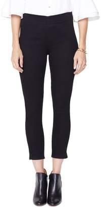 NYDJ Alina High Waist Pull-On Ankle Skinny Jeans