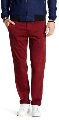 AG Jeans The Lux Straight Leg Tailored Chino Pants