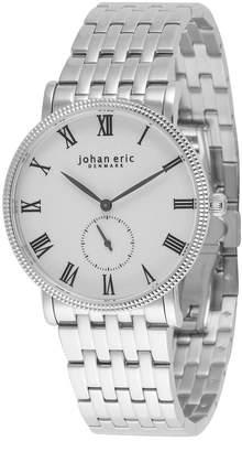 Johan Eric Men's JE-H1000-04-001B Holstebro Analog Display Quartz Gold Watch