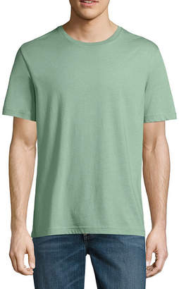 ST. JOHN'S BAY Short Sleeve Crew Neck T-Shirt