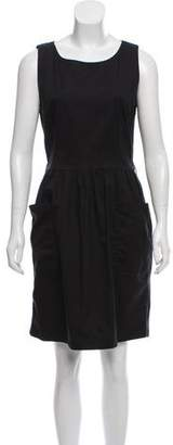 Prada Sport Sleeveless A-Line Dress