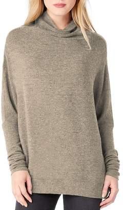 Michael Stars Mock Neck Dolman Shirt