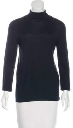 Christian Dior Cashmere Turtleneck Sweater