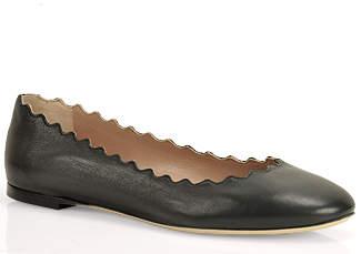 Chloé CH22170 - Scalloped Ballet Flat