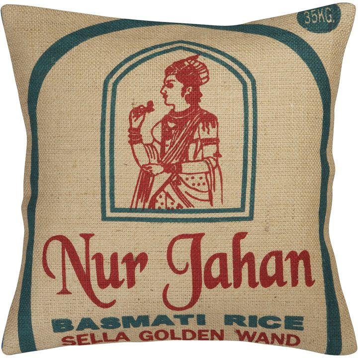Nur Jahan Rice Bag Pillow