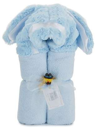 Swankie Blankie Hooded Puppy Towel