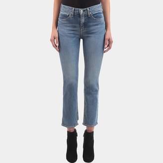 Rag & Bone 10-Inch Stove Pipe Skinny Jean in Belle