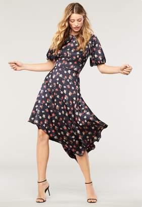 DAY Birger et Mikkelsen MillyMilly Floral Print On Silk Cynthia Dress