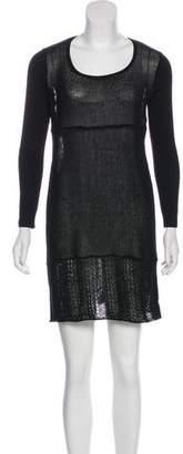 Prada Wool Knit Dress
