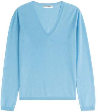 Jil Sander Cashmere-Silk Pullover