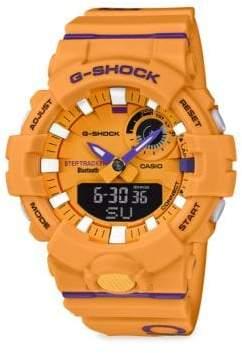 G-Shock Resin Analog Digital Watch