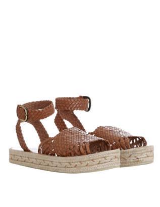 Zimmermann Woven Espadrille Sandal