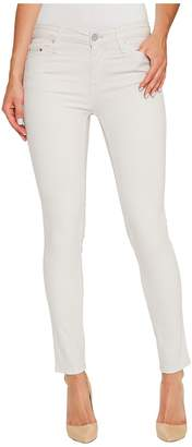 Calvin Klein Jeans Garment Dyed Ankle Skinny Pants in Lilac Marble Women's Jeans