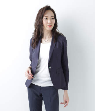 NEWYORKER women's 【超軽量160g】サマータイムジャケット(ウォッシャブル)