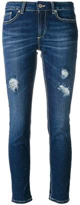 Dondup distressed skinny jeans
