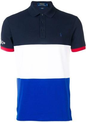 Polo Ralph Lauren colour blocked T-shirt