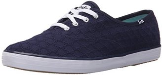 Keds Women's Champion Eyelet  Sneaker $50 thestylecure.com
