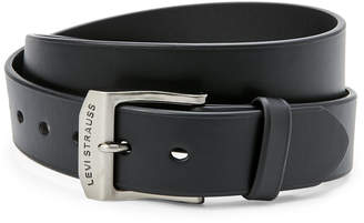 Levi's Black Square Logo Buckle Belt
