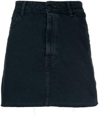 IRO shift cropped skirt