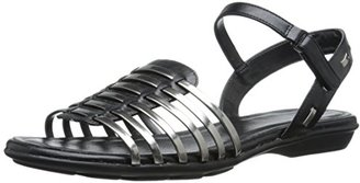 Easy Spirit Women's Rensdale Gladiator Sandal $69 thestylecure.com