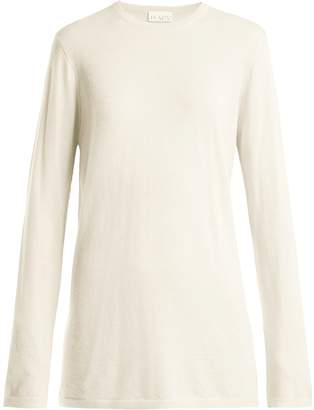 Raey Long-line cashmere sweater