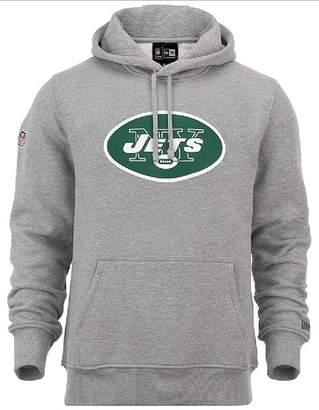 New Era NFL New York Jets Team Logo Hoody Sweater Hoodie Herren Men Team Apparel