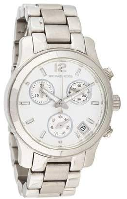 Michael Kors Runway Mini Watch