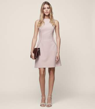 Reiss April Fit And Flare Dress