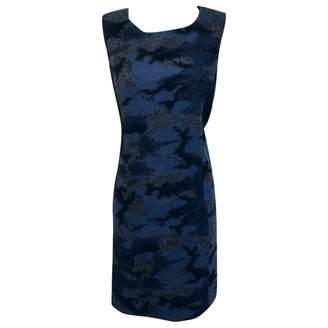 Clements Ribeiro Blue Wool Dress for Women