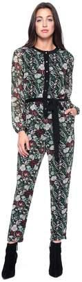 Juicy Couture Secret Garden Floral Jumpsuit