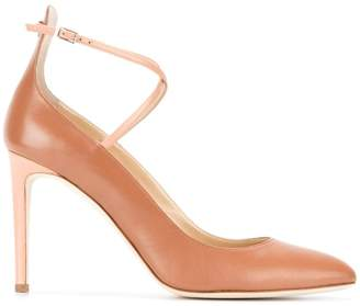 Giuseppe Zanotti Design cross-over strap pumps