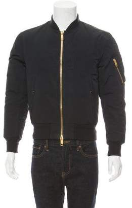 Burberry Bomber Flight Jacket