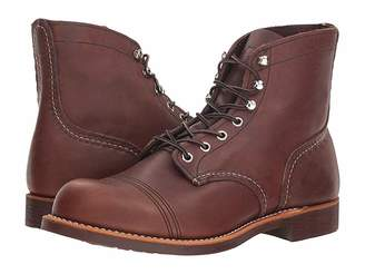 Red Wing Shoes 6 Iron Ranger Lug