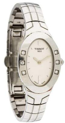 Tissot Oval Watch