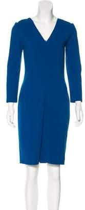 Emilio Pucci Virgin Wool Knee-Length Dress