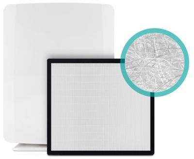 Alen® BreatheSmart® FIT50 Replacement HEPA Air Filter in Silver