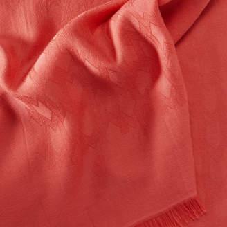 Maje Cotton blend shawl