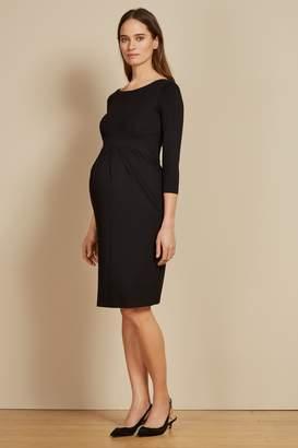 Isabella Oliver Womens Ivybridge Dress - Black