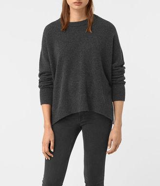 Kasha Cashmere Sweater $325 thestylecure.com