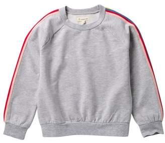 Tucker + Tate Rainbow Sweatshirt (Big Girls)
