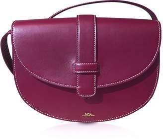 A.P.C. Eloise Genuine Leather Shoulder Bag