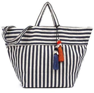 JADEtribe Valerie beach puka bag