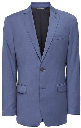 Banana Republic Standard Italian Wool Suit Jacket